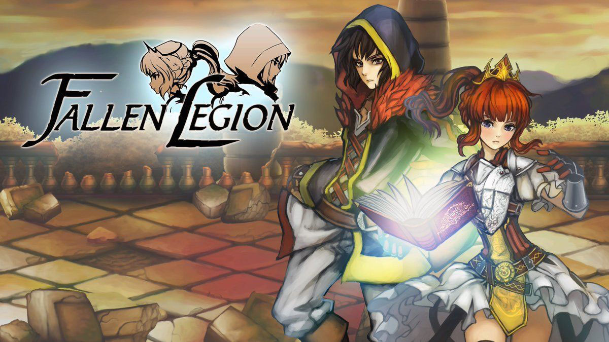 fallen legion review