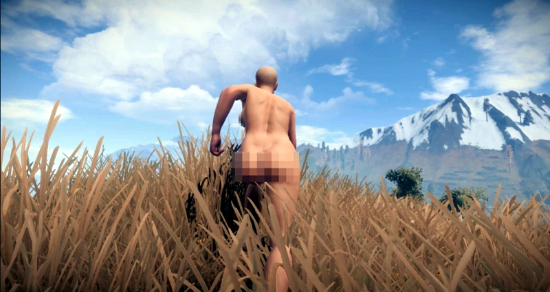 rust female