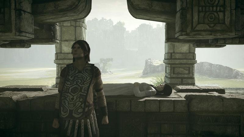shadow colossus historia