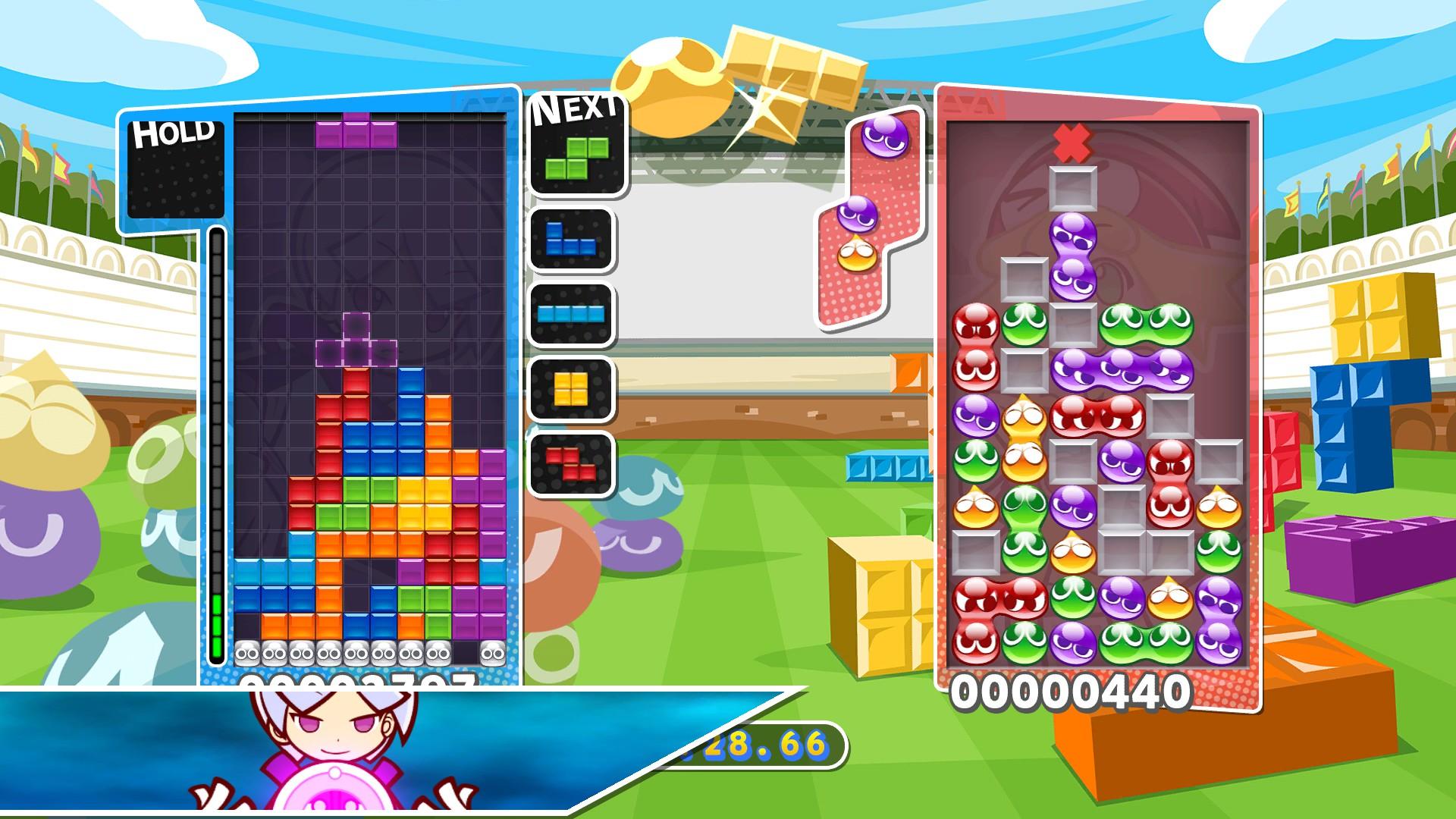 puyo puyo tetris 4