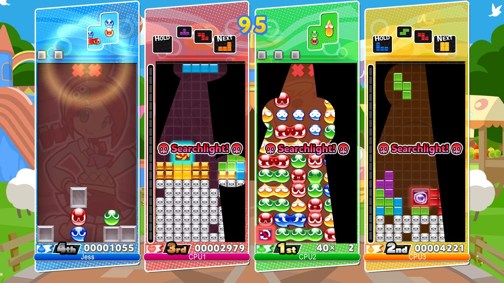 puyo puyo tetris 5