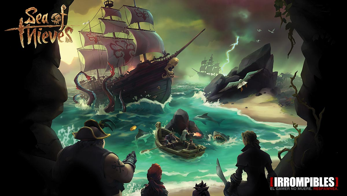 Sea of Thieves review 00