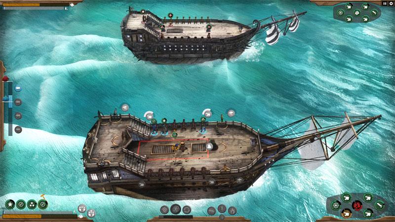 abandon ship 1