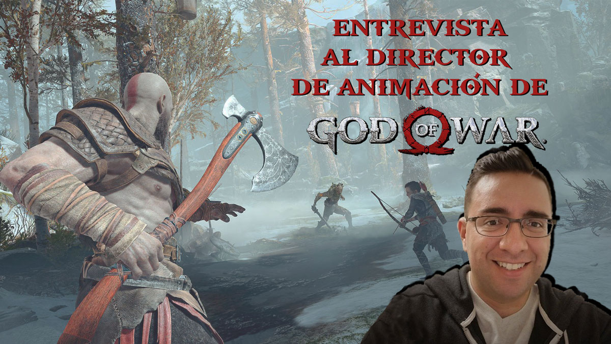 entrevista god of war bruno