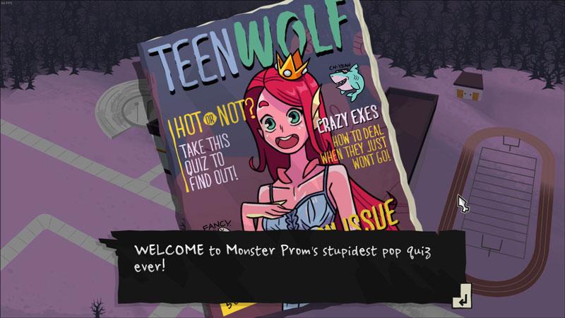 monster prom 4
