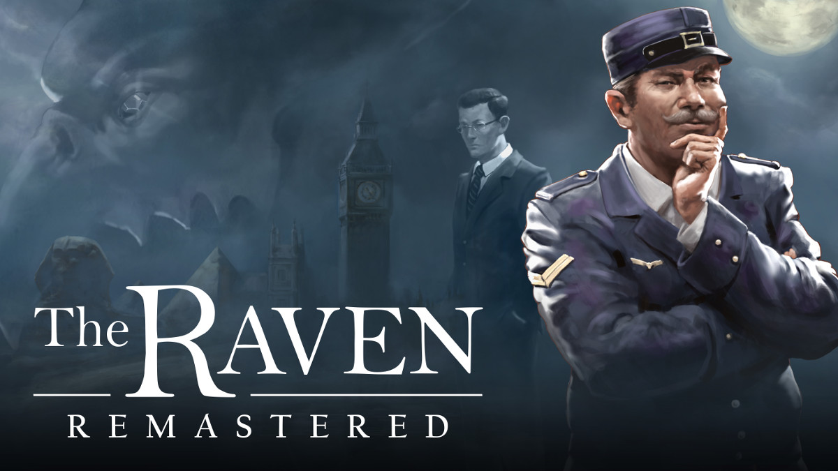 TheRavenRemastered Key Art 01