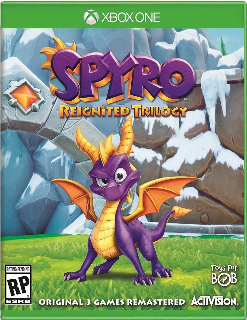 spyro reignited trilogy leak 5