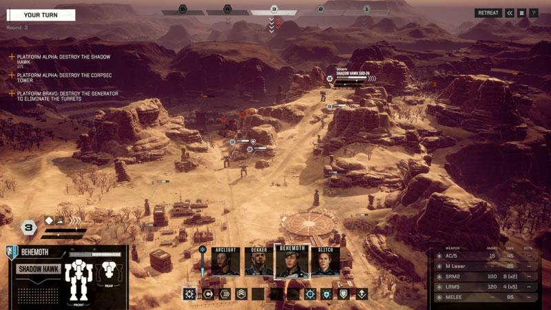 battletech 4