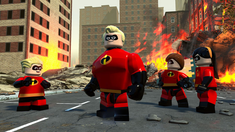 lego the incredibles 4