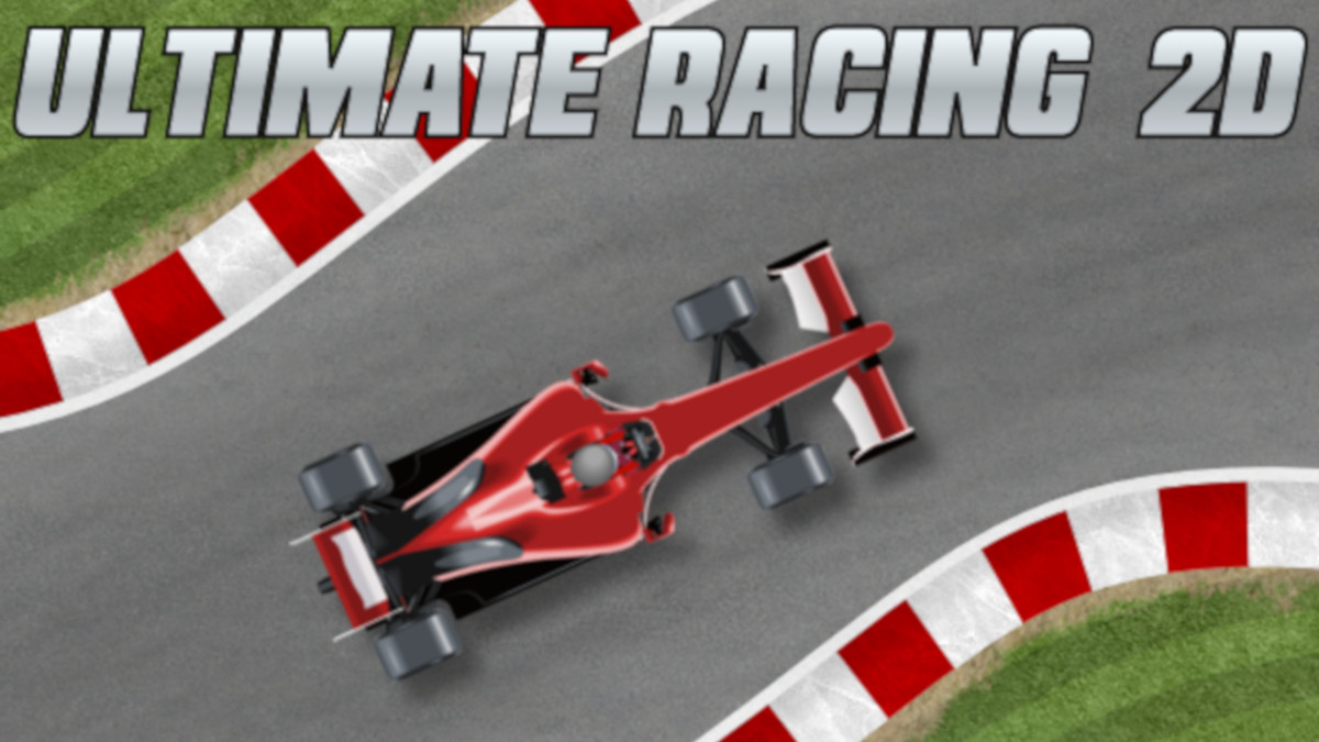 ultimate racing 2d logo