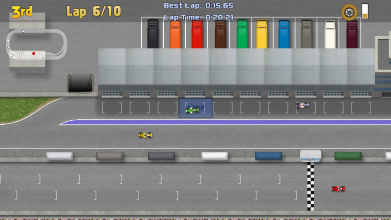 ultimate racing 2d screenshot13