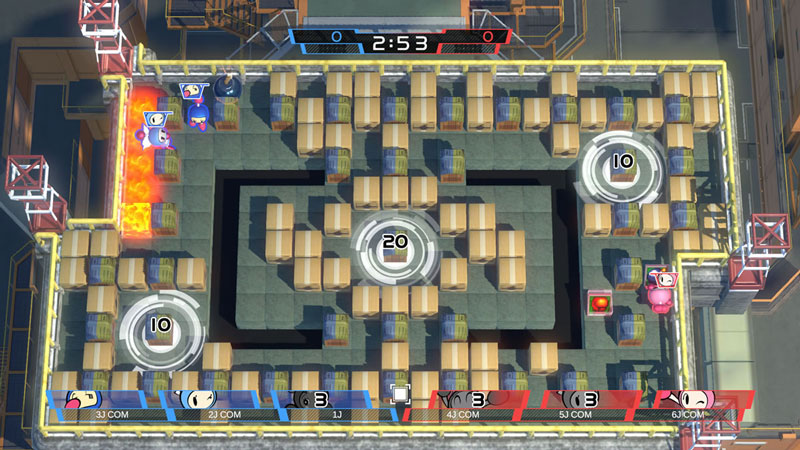 super bomberman r shiny 3