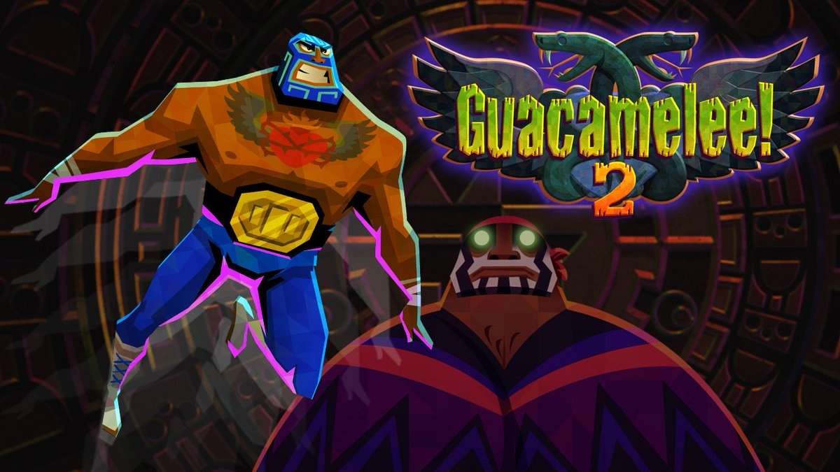 guacamelee 2 review