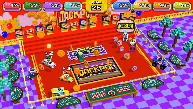 chiki chiki boxy racers 1