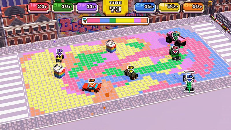 chiki chiki boxy racers 2