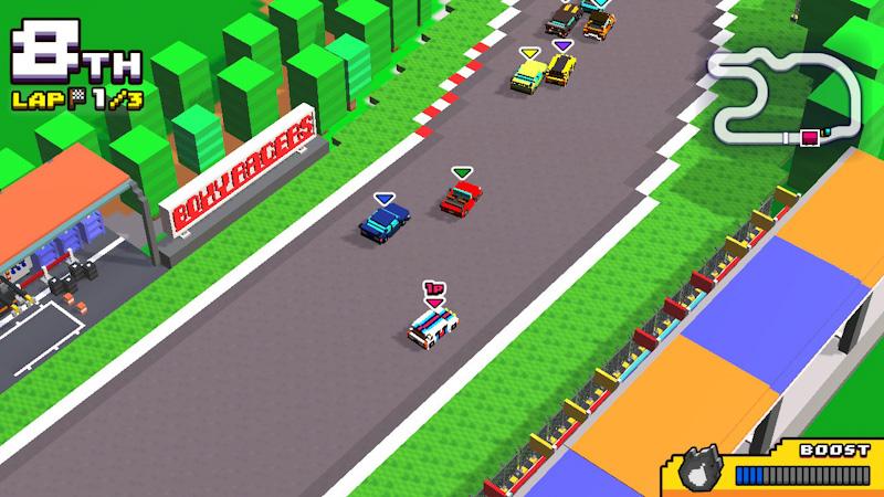 chiki chiki boxy racers 4