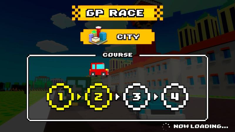 chiki chiki boxy racers 5