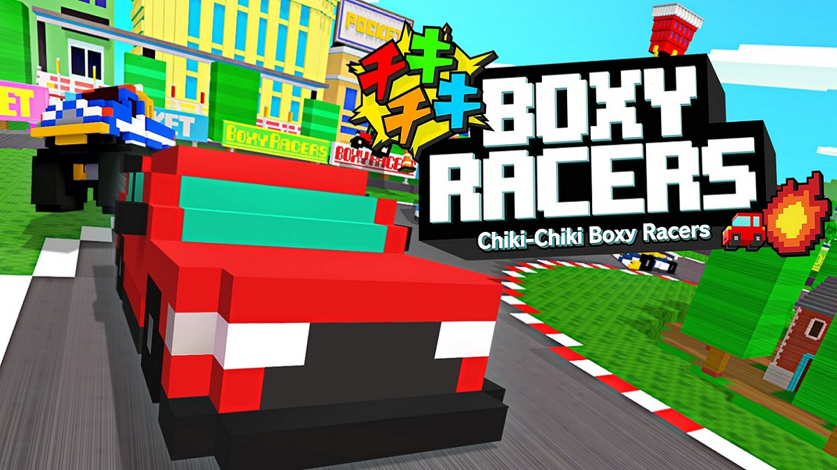chiki chiki boxy racers review
