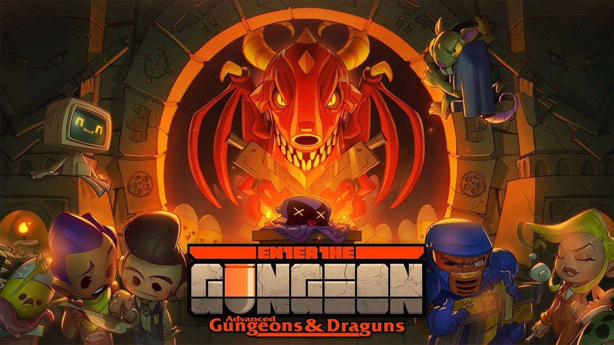 enter gungeon add review