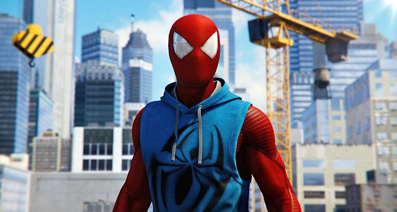 marvels spider man 3