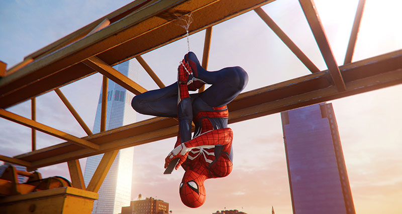 marvels spider man 5