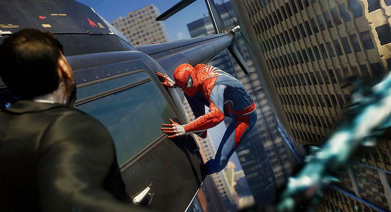 marvels spider man 93