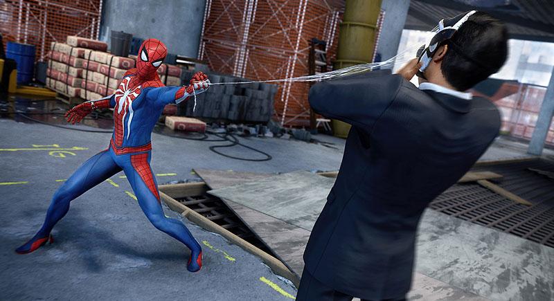 marvels spider man 95