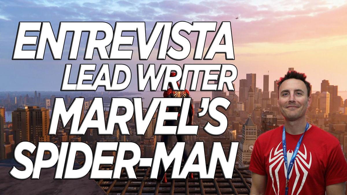 spider man entrevista