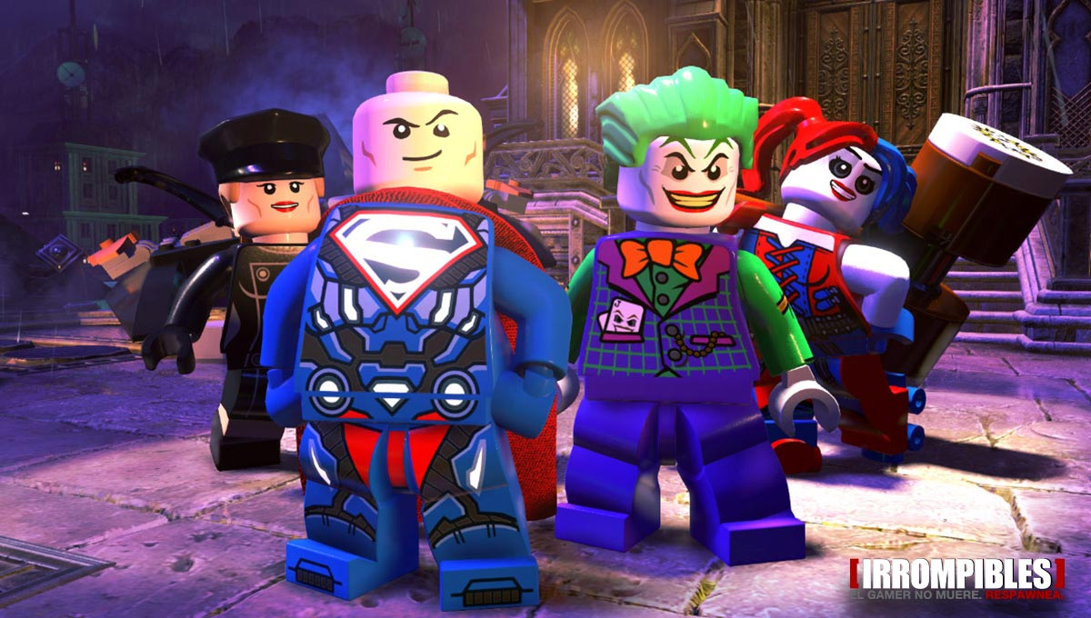 LEGO DC Super Villians 01