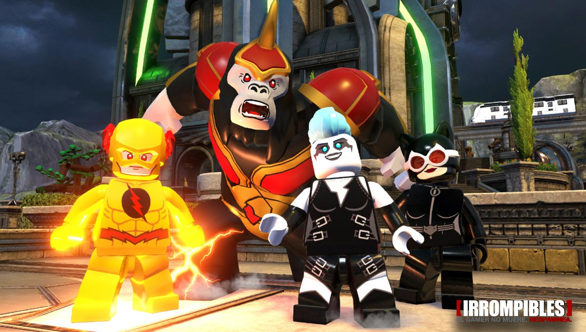 LEGO DC Super Villians 02