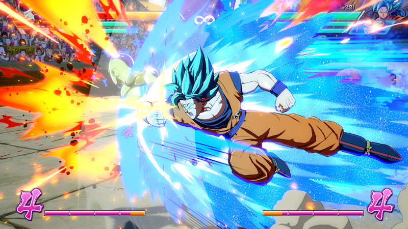 dragon ball fighterz switch 2