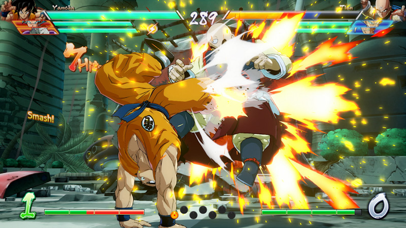 dragon ball fighterz switch 4