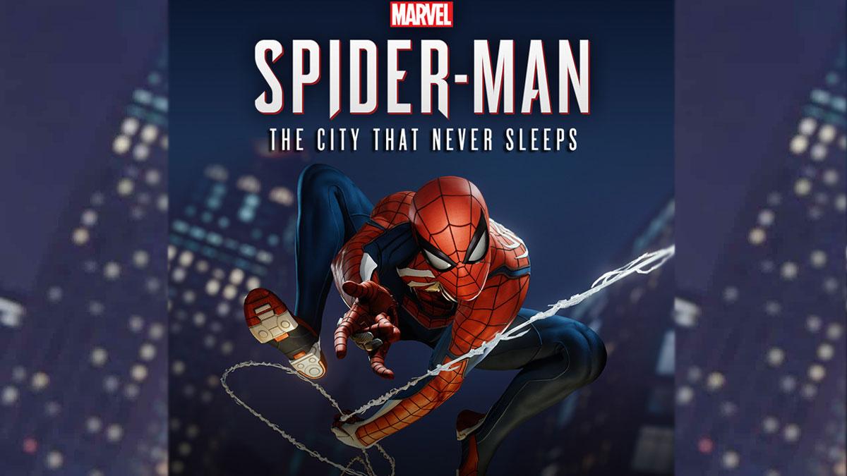 marvels spider man city never sleeps dlc
