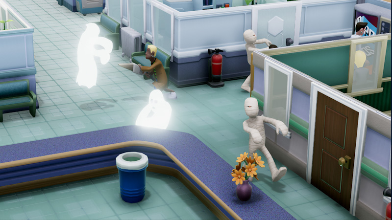two point hospital 2