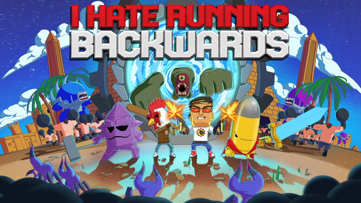 i hate running backwards review