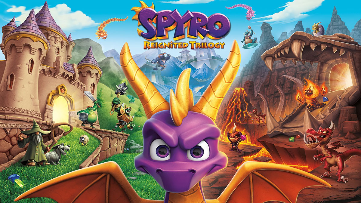 spyo reignited trilogy review