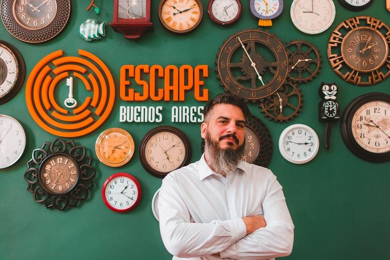 escape bs as entrevista