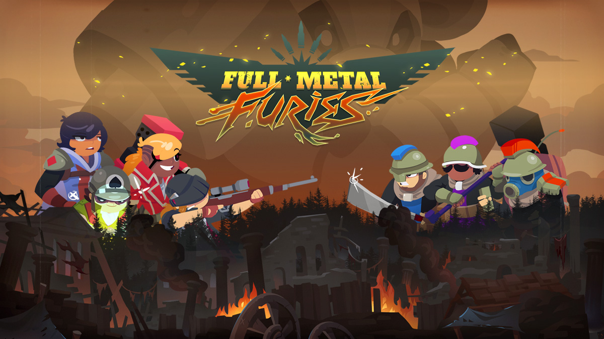 full metal furies review