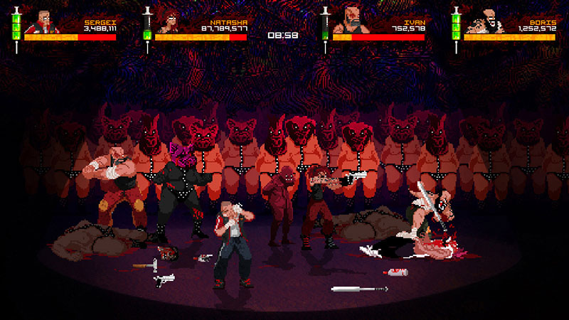 mother russia bleeds 3