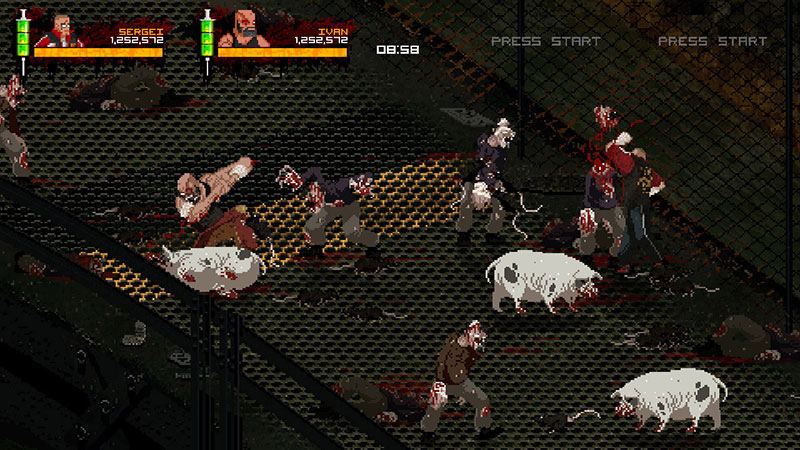 mother russia bleeds 4