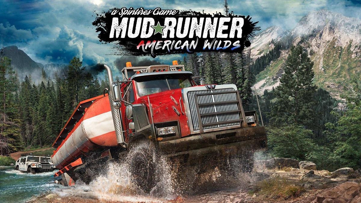 Spintires MudRunner American Wilds DLC