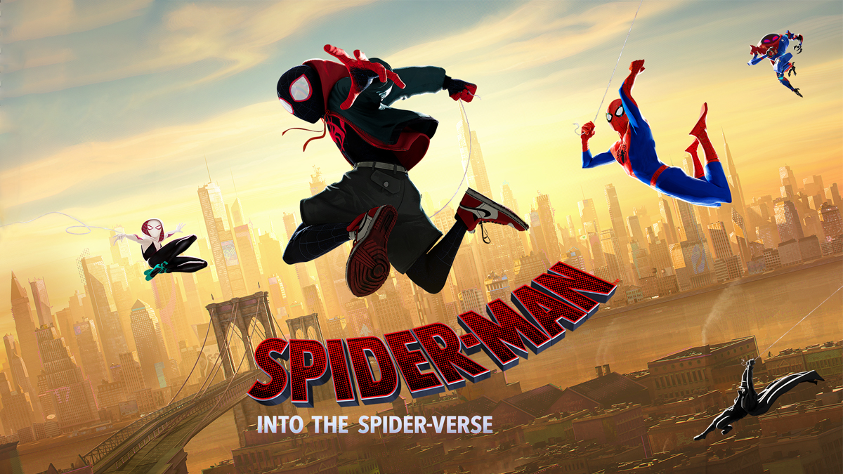 Portada review Spiderman Spiderverse