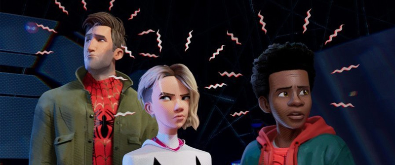 Review Spiderman Spiderverse 1
