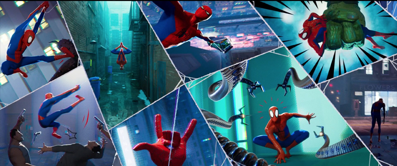 Review Spiderman Spiderverse 4